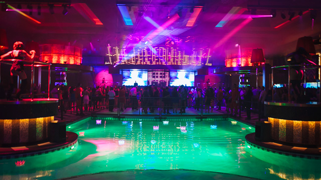Special event in LEX Nightclub at Grand Sierra Resort